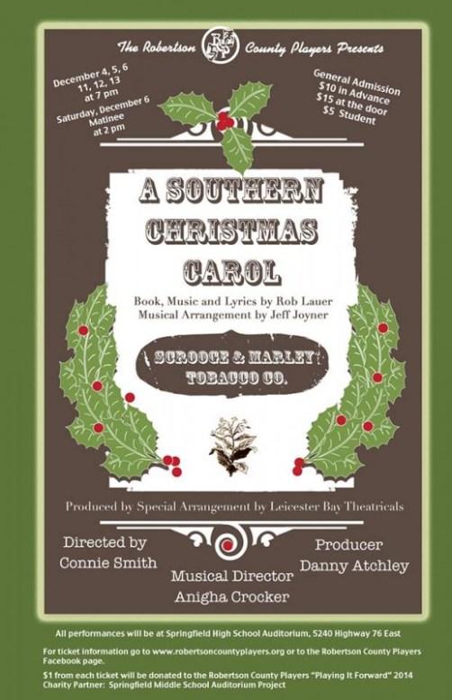 A southern Christmas carol
