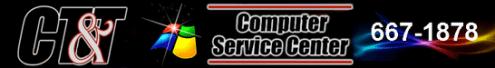 CT&T Computer Repair On Facebook