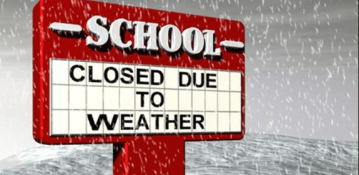 Schools Closed Slider