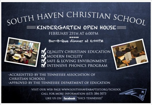 South Haven Open House