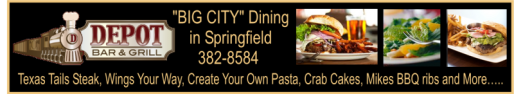 The Depot Banner Ad