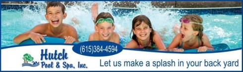 pool post ad