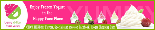 Berry D-Lite banner ad