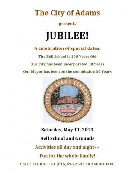 Jubilee a