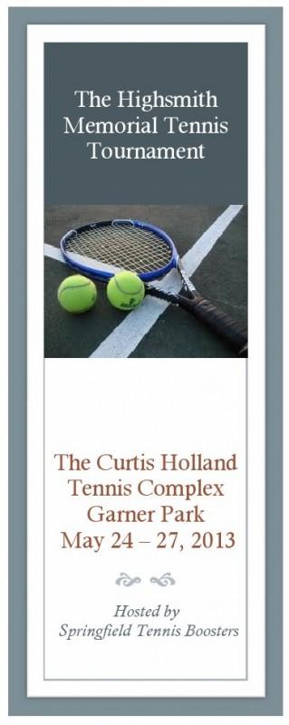 tennis tournament location