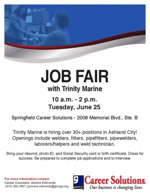 job fair june 25