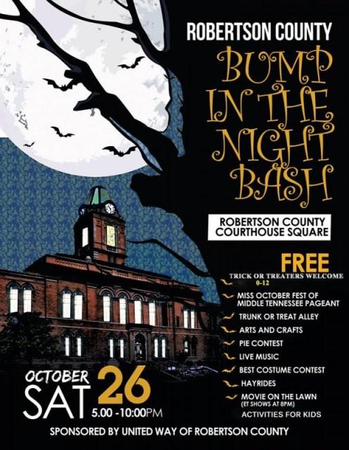 Bump in night flyer