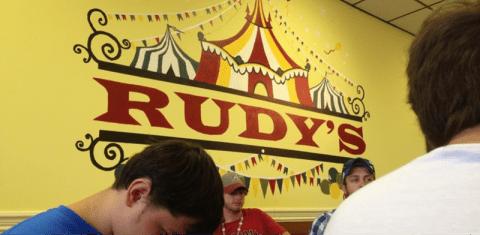 rudys slider