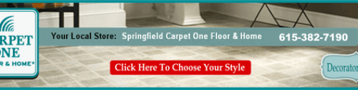 carpet one ad a