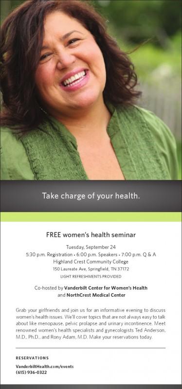 womens health seminar