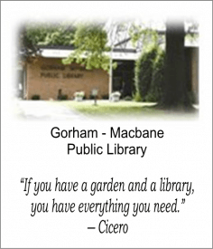 library and quote