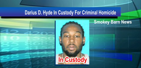 Darius Hyde in custody slider