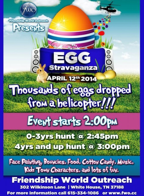 egg drop flyer 2014