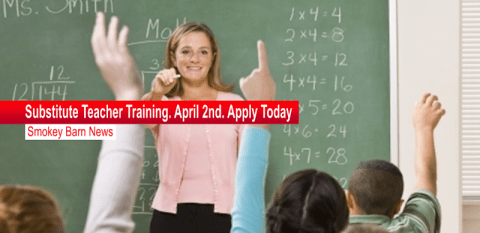 substitute teacher training slider 2014