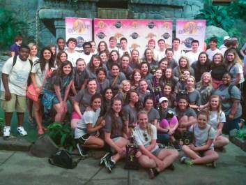 Springfield High show choir