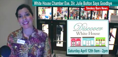 White House Exe. Dir says goodbye slider