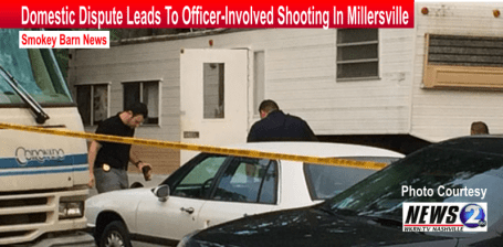 Domestic - Officer-Involved Shooting In Millersville slider a