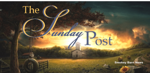 Sunday post church slider