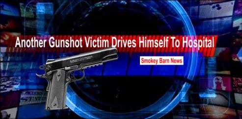 another gunshot victim drives to hospital slider