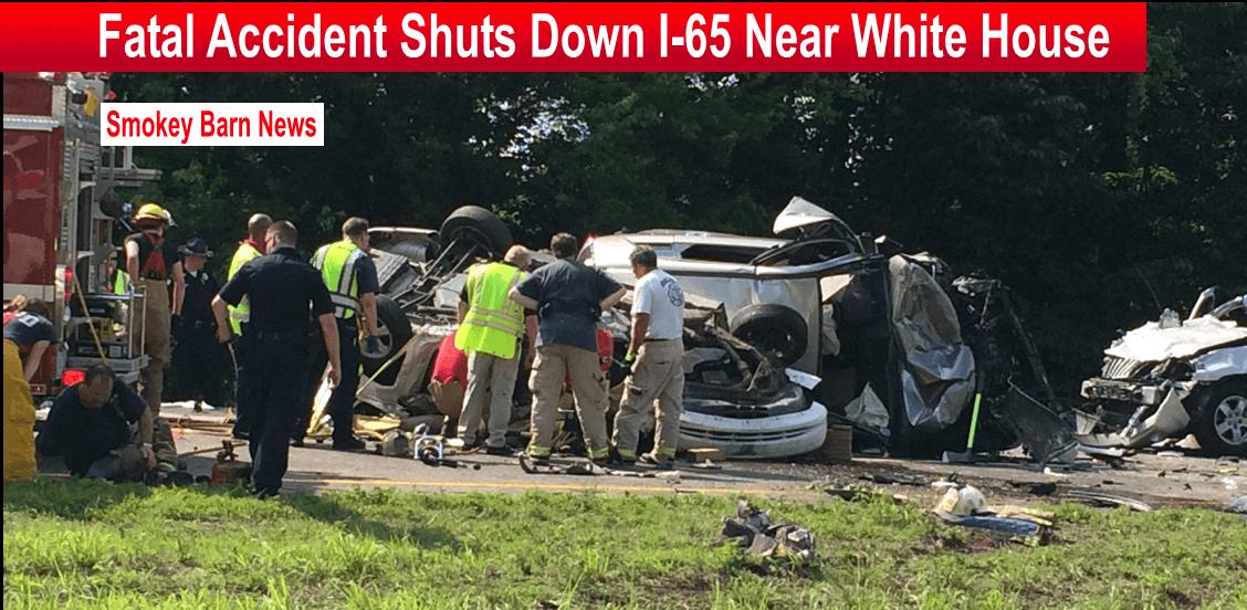 Fatal Accident Shuts Down I-65 Near White House