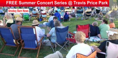 summer concert series slider