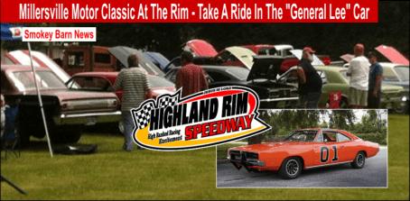 Millersville car show at the rim slider