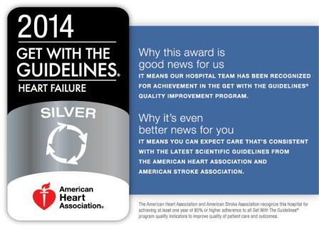 heart care award
