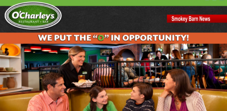 O charley's job fair slider