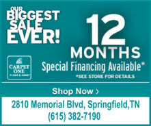 carpet one 12 months financing 300 ad