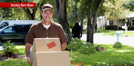burglar steals packages slider