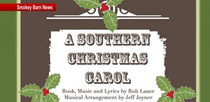 southern Christmas carol slider