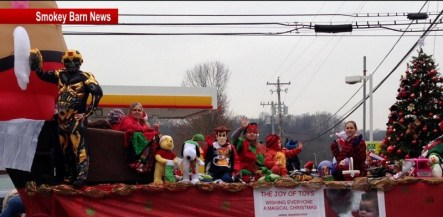 Millersville Christmas parade coverage 2014 slider