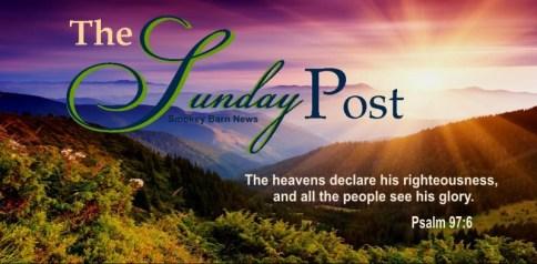 Sunday post heavens declare slider