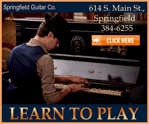 Springfield Guitar navy piano 300