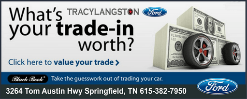 Ford trade in value 511