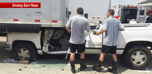 Driver Critical After Accident In Portland
