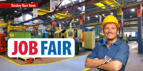 job fair warehouse workers slider