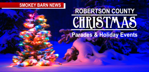 RC Christmas parades and events