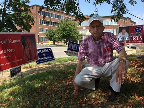 Bill Gray at elections