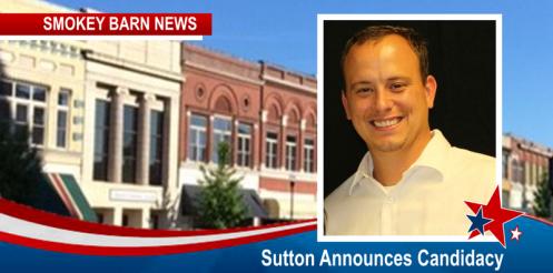 Sutton announces slider