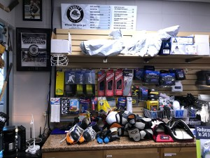 Hockey Equipment Repair