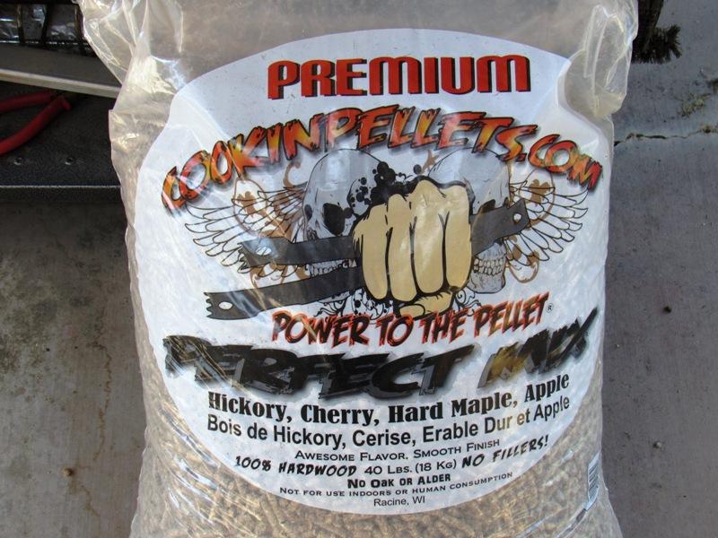 Cookin pellets Perfect Mix