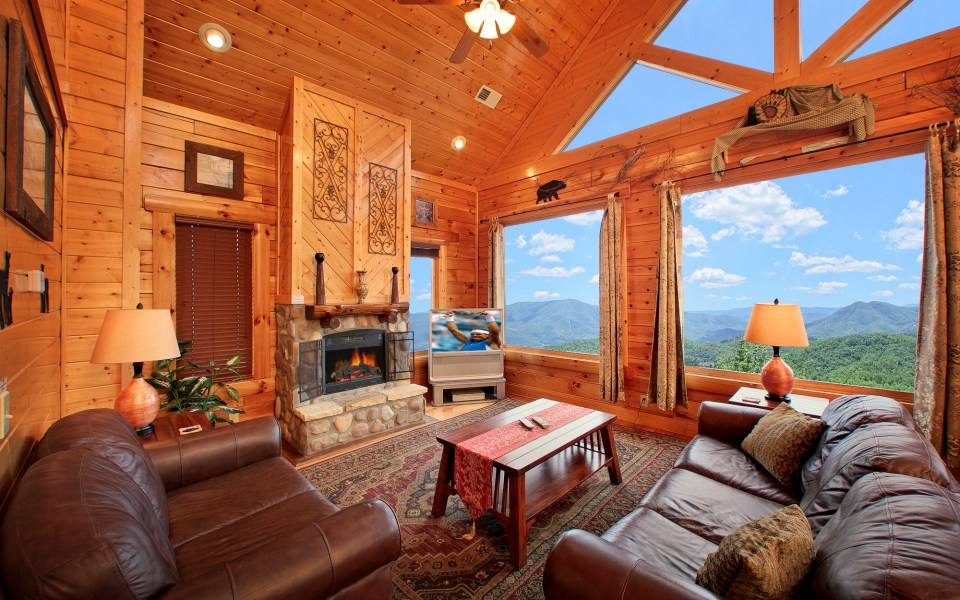 Smoky mountain cabin rentals your guide to cabin rentals Cabin rental smokey mountains