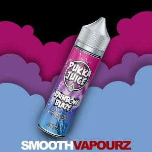 Pukka Juice - Rainbow Blaze - 50ml vape juice - Smooth Vapourz