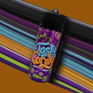 Tasty Fruity - Grapple Drops - 100ml E-liquid - Vape Juice - Smooth Vapourz