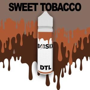 QCIG Basix DTL - Sweet Tobacco 50ml E-liquid - Smooth Vapourz Vape Juice