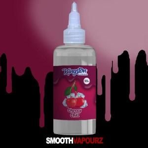 Kingston - Cherry Chill - 500ml e-liquid - Smooth Vapourz