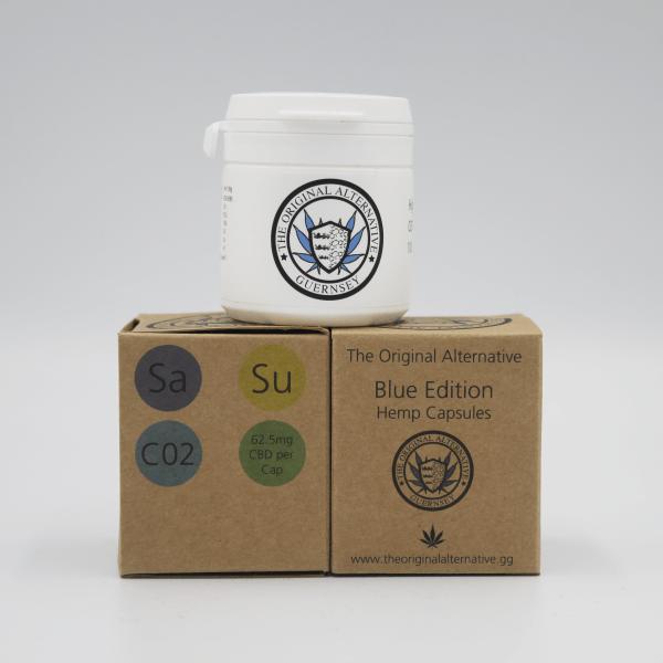 Smooth Vapourz - The Original Alternative - 250mg capsules