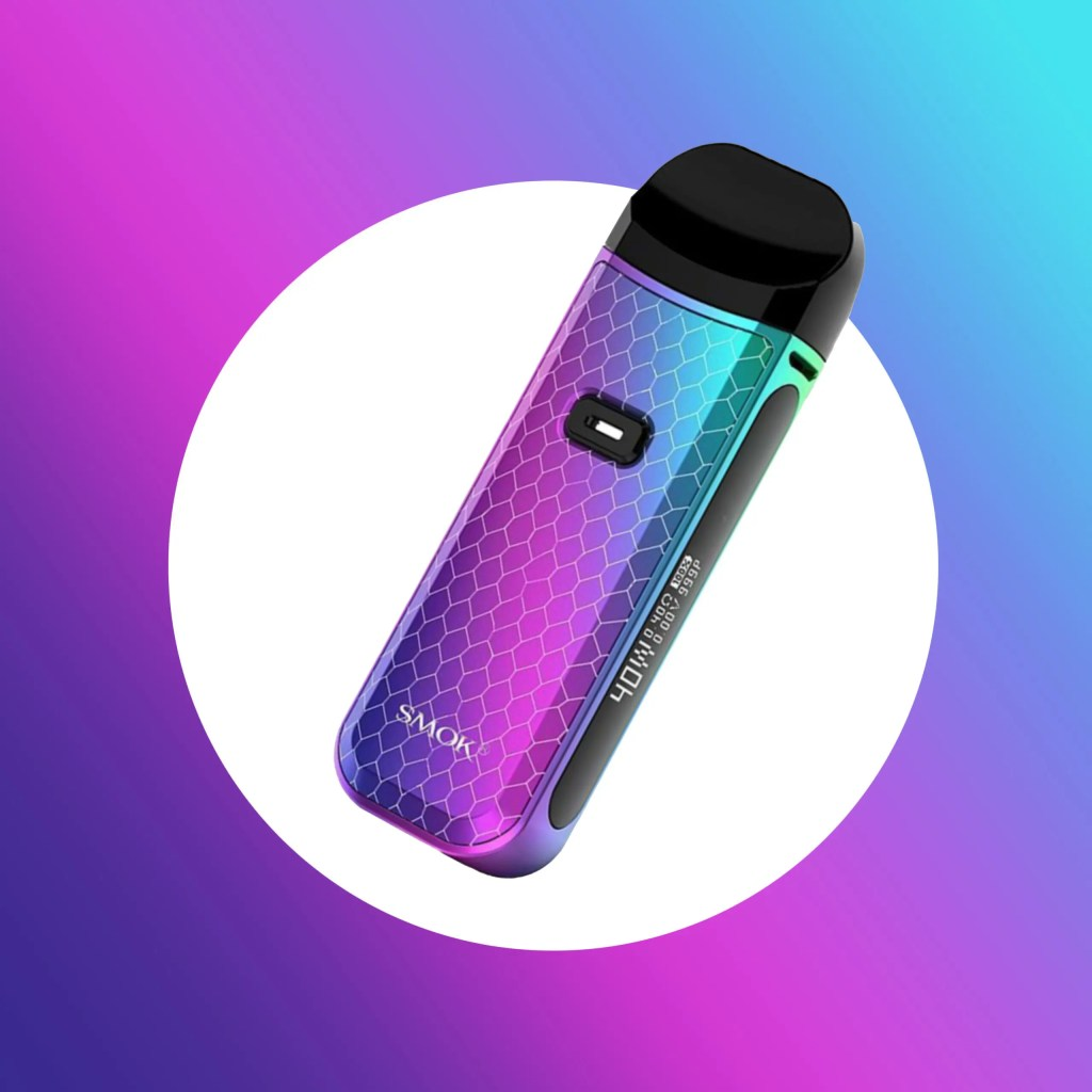 Smok Nord 2 Purple