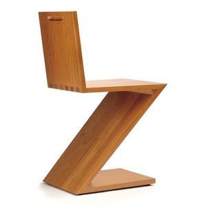 Cassina Zig-Zag by Gerrit T. Rietveld, 1934 - Designer ...